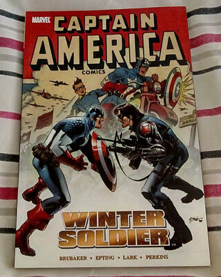 Captain America: Winter Soldier Vol.2 by Marvel Comics (Paperback, 2006)
