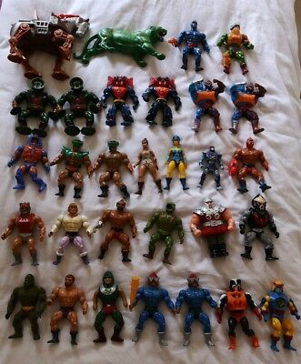 80s he man masters of the universe figures
