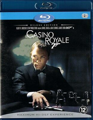 James Bond - Casino Royale (2006) BLU-RAY