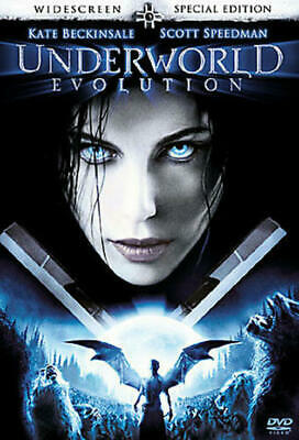 Underworld: Evolution (DVD, 2006, Special Edition, Widescreen Edition) NEW