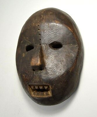 Old and Powerful Ngbaka African mask, African Art