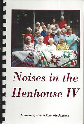 Swansea Sc 2003 Noises In The Henhouse Iv Ministries Cook Book * South Carolina
