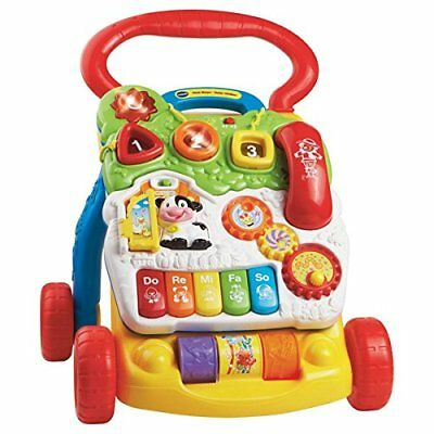 VTech 80-61763 First Steps Baby Walker Detachable Learning Centre 6 - 30 Months