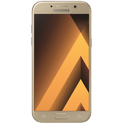 Samsung GALAXY A5 (2017) A520F gold-sand Android Smartphone