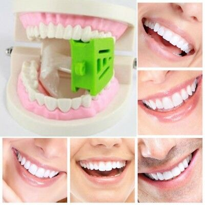 1 Pc Dental Silicone Mouth Bite Block Rubber Mouth Opener Cheek Retractor Prop