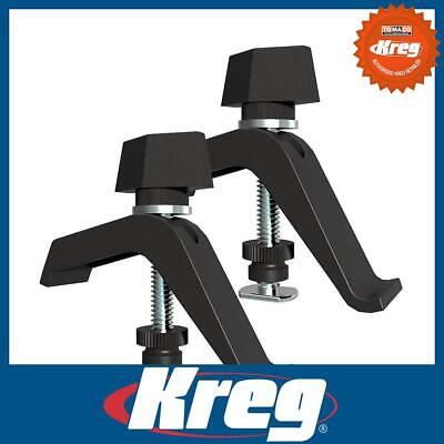 Kreg KMS7520 Pair of Track Clamps for Accu-Cut Circular Saw Guide Track System
