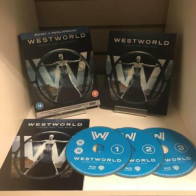 Westworld Complete Season One : The Maze Blu-Ray - Fast and Free Delivery