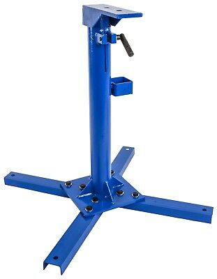 JEGS 81711 Adjustable Height Stand For Sheet Metal Shrinker/Stretcher Adjusts fr