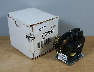 McQuay / Furnas Series C Contactor / Relay, 30 amps, 1 Pole, New in Box, L-0707