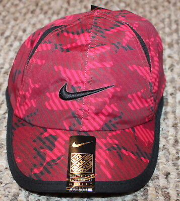 89c9518e31e NEW! TODDLER BOYS Nike Dri-FIT Featherlight Hat (Adjustable Red ...