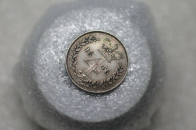 Uk Gb Maundy 4 Pence 1846 Amazing Details Victoria A75 #z5010