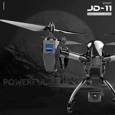 JD-11 2.4G WiFi RC Quadcopter 6-Axis Gyro FPV Altitude Hold Drone with HD Camera