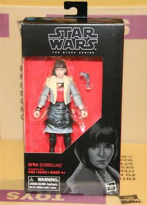 #66 Corellia Star Wars The Black Series 6 Inch Action Figure B3834AS6A Qi/'Ra
