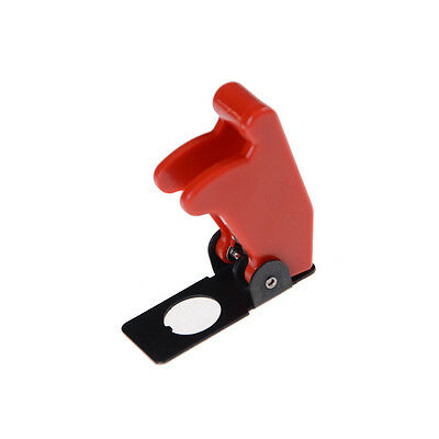 Toggle Switch RED Safety Cover Waterproof Safety Flip Cap Pip