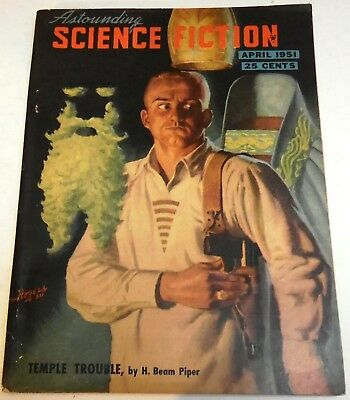 Astounding Science Fiction - US digest - April 1951 - Vol.47 No.2 - H.Beam Piper