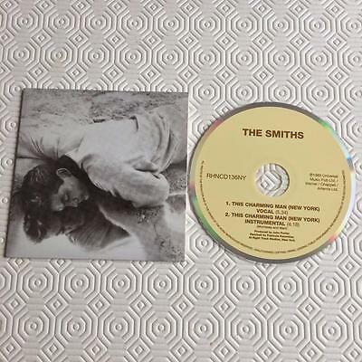 The Smiths CD Single Card Sleeve This Charming Man New York Vocal & Instrumental