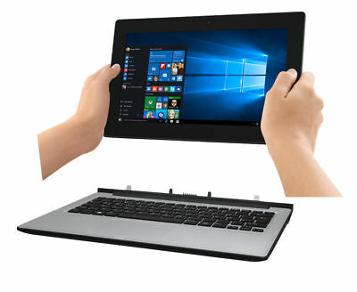 "MEDION AKOYA E2211T 2 in 1 Notebook 29,5cm/11,6"" Tablet 64GB 2GB Windows 10"