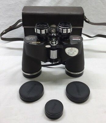 Jason 15 17X50 Extra Wide Angle 11 Degree Binoculars In Case