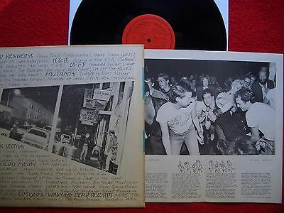 orig.1980 US-live-PUNK - OFFS / MUTANTS / PINK SECTION / TUXEDOMOON / K.G.B.