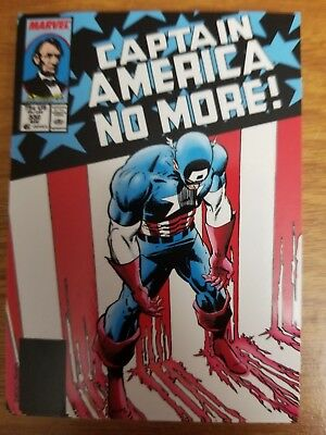 2011 Upper Deck Captain America The First Avenger #C-9 Comic Cover Card NM-Mint