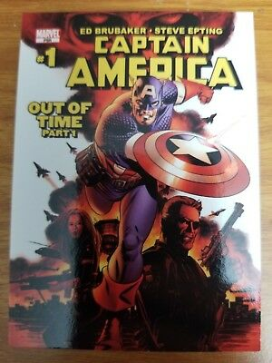 2011 Upper Deck Captain America The First Avenger #C-12 Comic Cover Card NM-Mint