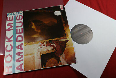 Falco  ROCK ME AMADEUS  -  12'' Maxi 6.20416 AE Germany 1985 sehr gut