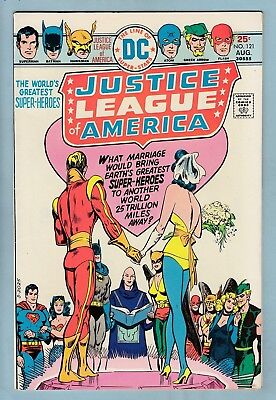Justice League Of America # 121 Vfn (8.0) Glossy High Grade_Cents_60% Off Guide