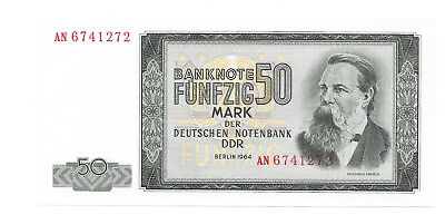 Deutsche Notenbank (DDR) - 50 Mark - 1964