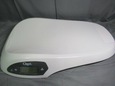 Ozeri All-in-One Baby and Toddler Scale -  ZBB1-W **