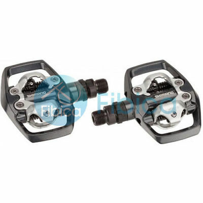 2018 Shimano PD-ED500 Road Touring Pedals SPD double-sided with Cleats