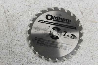 Lot of 10 Oldham B7254524-10 Industrial Carbide Tipped Circular Blade