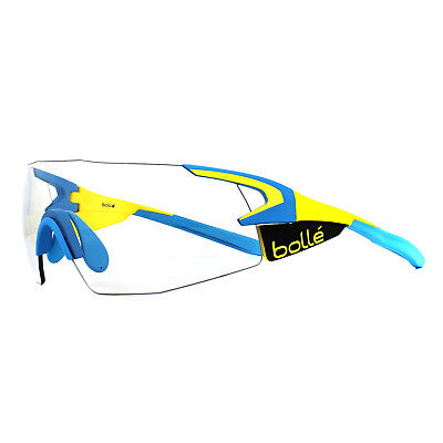 c2e08037ba Bolle Sunglasses 5th Element Pro 12151 Matt Yellow Blue Modulator Clear Grey