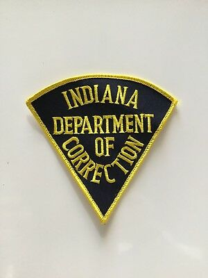 Indiana Department of Corrections Police Patch