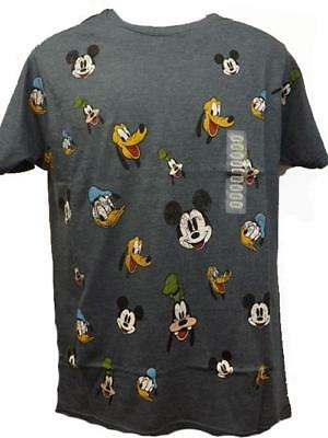 New Mickey Mouse Donald Duck Goofy Pluto Disney Mens S-2XL Licensed Shirt $20