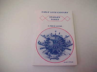early 20th Century Stanley Tools Price Guide Complete 181 Numbered Pages