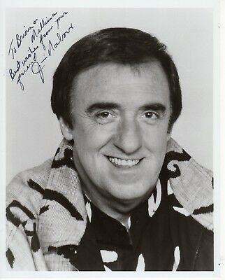 Jim Nabors Gomer Pyle Andy Griffith Autograph Hand Signed 8x10 Photo
