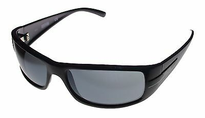 5bcfdc5c8c182 KENNETH COLE REACTION Mens Sunglass Black Rectangle Wrap