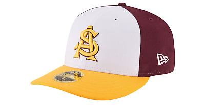 Arizona State Sun Devils New Era 59Fifty Fitted Hat new with stickers ASU  NCAA 1a1fad647e7f
