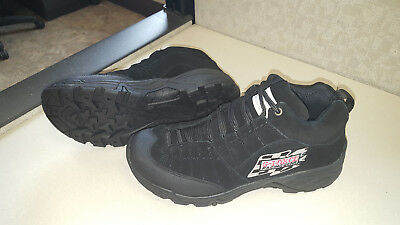 9014f83a5af8a Closeout G-FORCE Racing Gear SFI 3.3/5 Fire Retardant crew shoes size 8.0