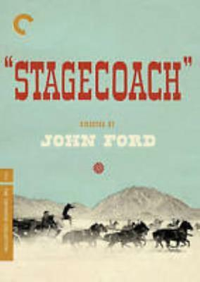 Stagecoach The Criterion Collection 2-Disc Set DVD VIDEO MOVIE John Ford western