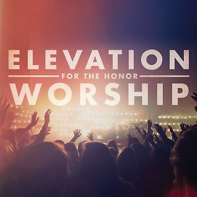 Elevation Worship - For The Honor CD 2011 Essential Worship ** NEW **