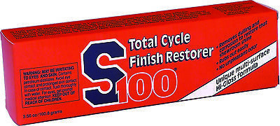 Total Cycle Finish Restorer 3.56Oz S100 17075T Cleaner & Polish