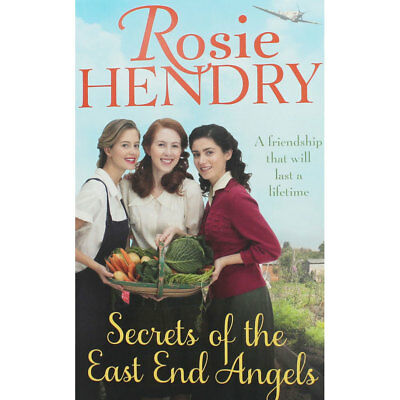 Secrets of the East End Angels by Rosie Hendry (Paperback), Fiction Books, New