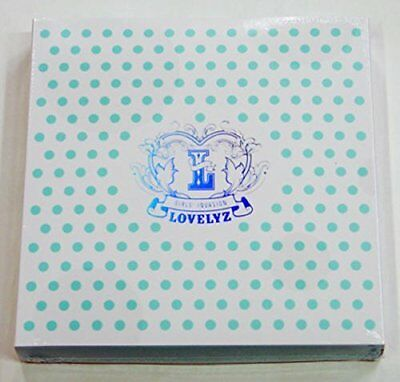 LOVELYZ - HI~ (Vol.1 Repackage) CD+Booklet+Free Gift+Tracking no.