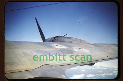 Original Slide, USAF Boeing B-29 Superfortress Wing and Engine, c. 1950