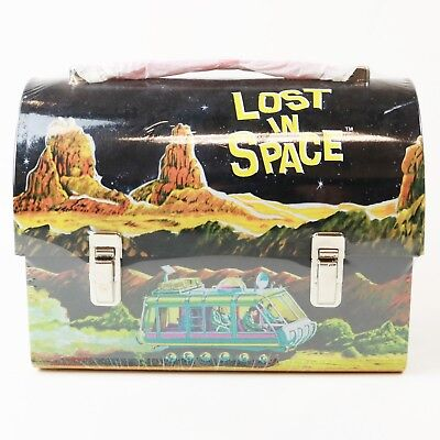 Lost In Space TV Series Full Size Reproduction Dome Top Lunch Box NEW