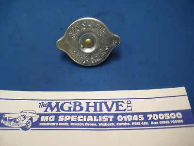 MG NEW MGB ROADSTER OR GT 10 psi RADIATOR CAP 1968-74 ***OA19