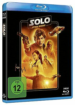 Solo A Star Wars Story Blu-Ray Deutsch