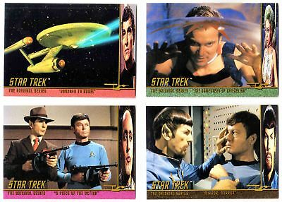 STAR TREK TOS SEASON 2 (Fleer/Skybox, 1998)--CHARACTER LOG Set -23 (29/52)^