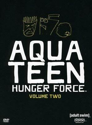 Aqua Teen Hunger Force - Volume Two [DVD] USED!